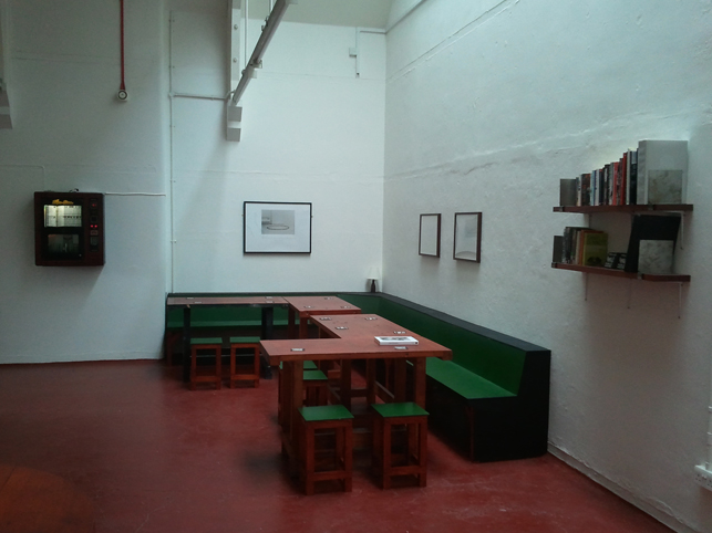 Praxis Public House (installation photograph)