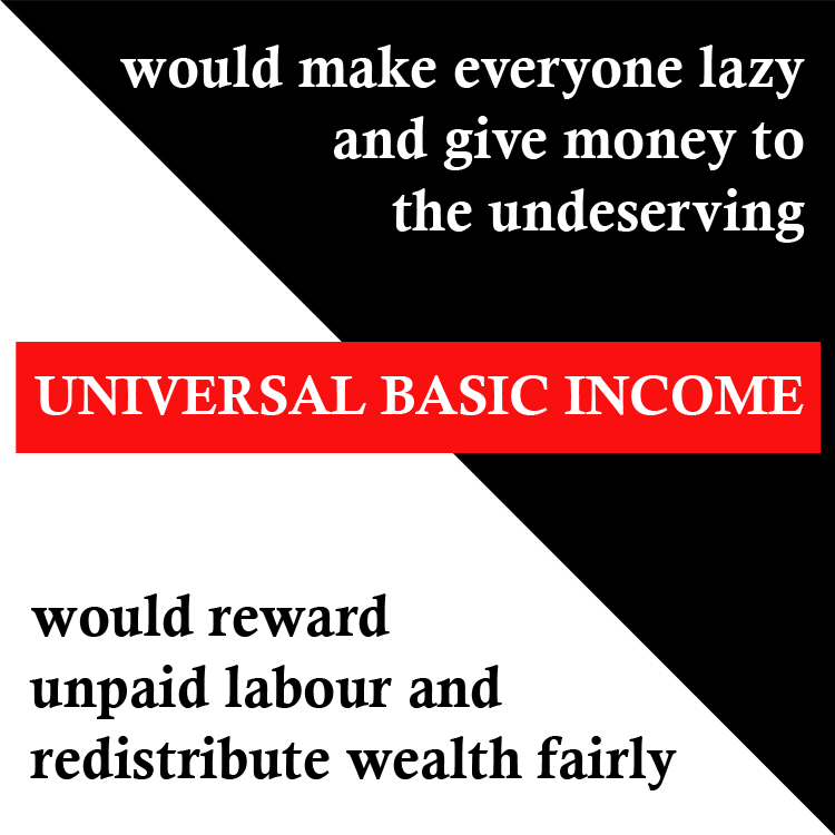 Universal Basic Income: A way to invest in society?