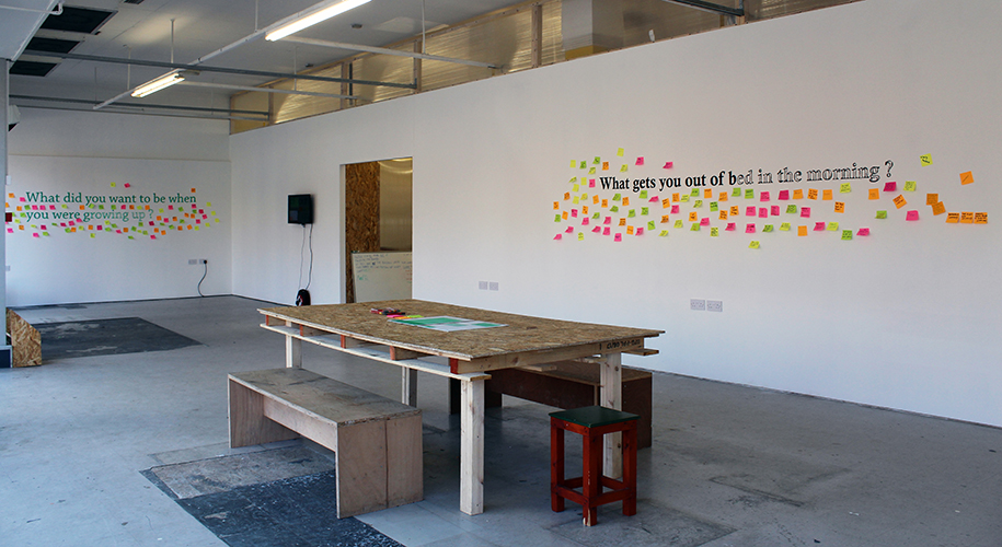 The NewBridge Project - installation photo 1